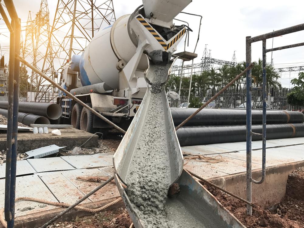 Fabrication de béton